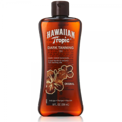 Hawaiian Tropic Dark Tanning Moisturizing Oil Image