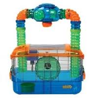 Image of Kaytee CritterTrail Triple Play Three-In-One Habitat