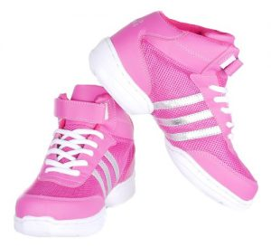 Nene's Collection Dance Fitness Shoes High Top Sneakers