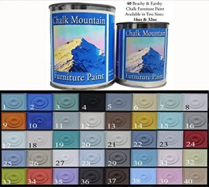 Chalk Mountain Chalk Furniture Paint Image