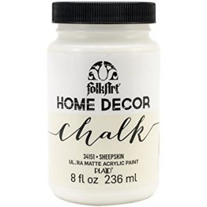 FolkArt Home Decor Chalk Furniture & Craft Paint Image