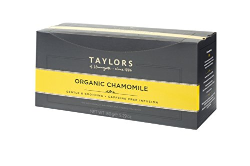 Image of Taylors of Harrogate Organic Chamomile Infusion