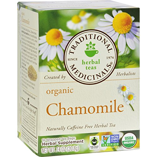 Image of Traditional Medicinals Organic Chamomile Tea