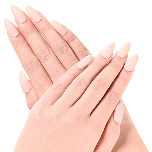 Image of Ejiubas 24 Pcs Nude Color Matte