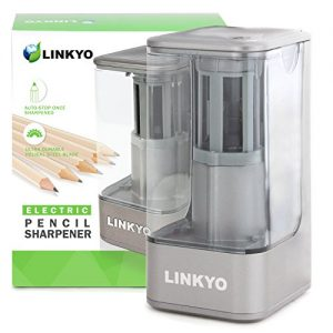Image of LINKYO Heavy Duty Electric Pencil Sharpener
